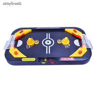 Abbyfrank 2 In 1 Mini Ice Hockey Game Table Educational Intelligence Toy Battle Desktop Interactive Games