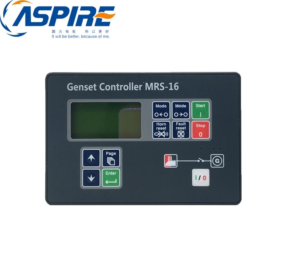 Automatic AMF Genset Controller MRS16 Generator Auto Start Control Module