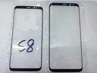 Đối Với Samsung Galaxy S8 S8 Cộng Với G950 G950F G955 Front Outer Glass Lens 5.8
