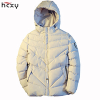 2017 New Mens Winter Jackets High Quality Hooded Thermal Down Cotton Parkas Men Casual Hoodies Brand