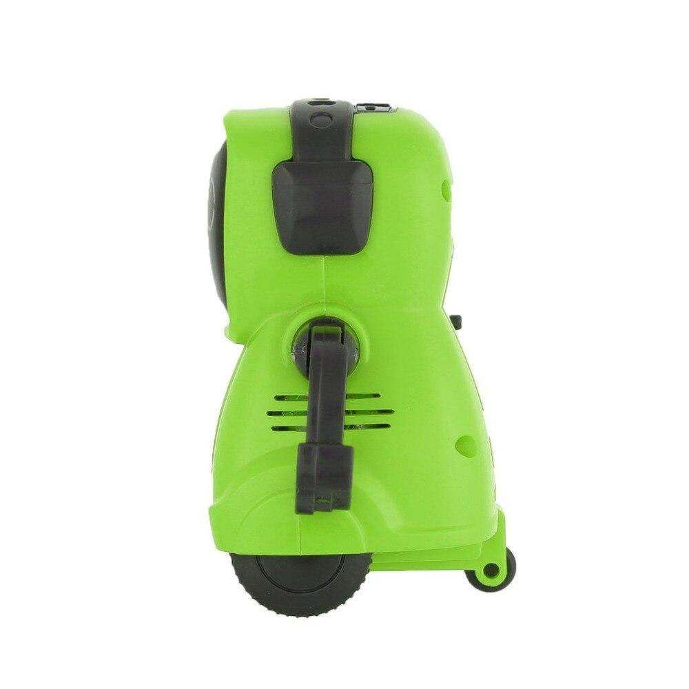 DDG-3 DDG-2  Intelligent Smart Mini Pocket Voice Recording RC Robot Recorder Freely Wheeling 360 Rotation Arm Toys for Kids Gift 8