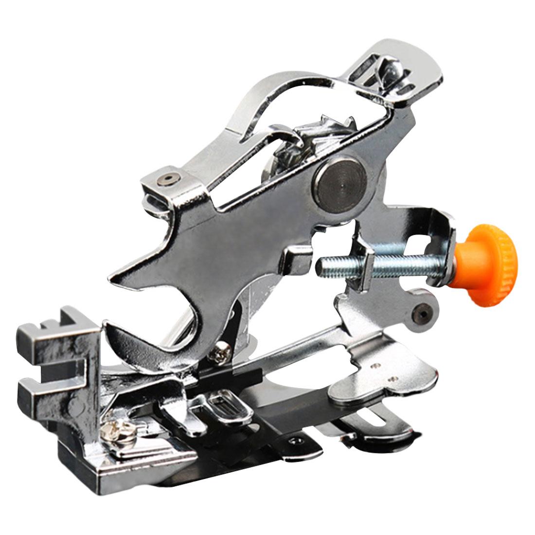 Household Ruffler Presser Foot Low Shank Pleated Attachment Presser Foot Sewing Machine Accessories