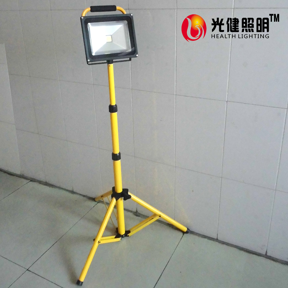 20W LED Rechargeable flood light Car beauty lamp work light portable light LED Emergency lamp car wash lamp repair lamp cnsunnylight led car reading light interior luggage door lamp free refit portable emergency light for car home office bedroom