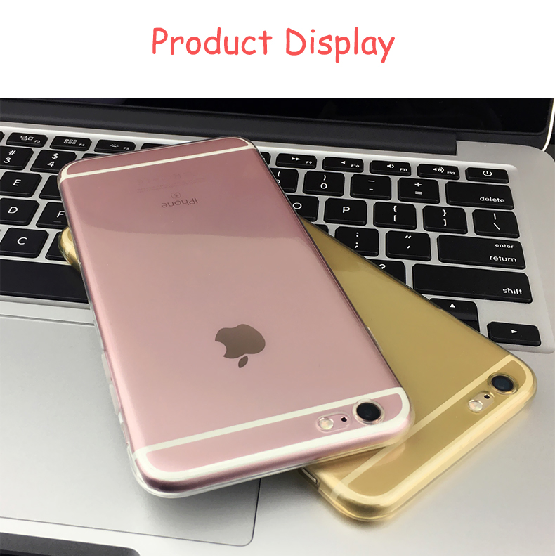 Silicone Ultra Thin Phone Case