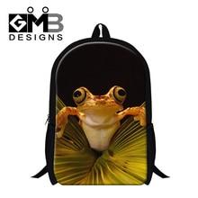 Usine directe gros enfants polypedatid sac mignon grenouille enfants sac à dos mochila filles garçons sacs d'école étudiant de mode bookbag