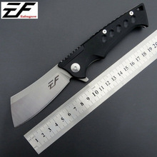 Складной нож D2 сталь+ G10 ручка охотничий Открытый выживания кемпинг EDC инструменты коллекция тактический карманный нож для выживания