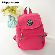 Multifunctional Women Backpack Preppy Youth Japanese Style Shoulder Bag Nylon Backpack Schoolbags for Teenager Girls Travel Bags