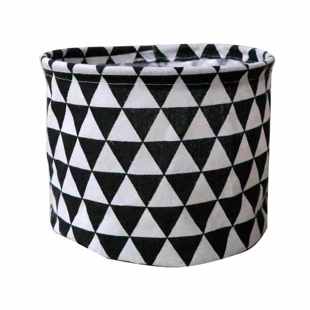 Desktop Organizador Container Caixa de Bolso Saco De Armazenamento Do Armário Armário de Cabeceira E Cesta Cestas de Lavanderia Organizadores # w3