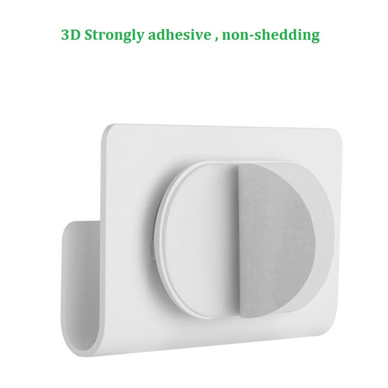 Showkoo Hot practical Adsorptive type wall holder stand suitable for Alcatel BlackBerry iPad mini tablet Mobile phone bracket