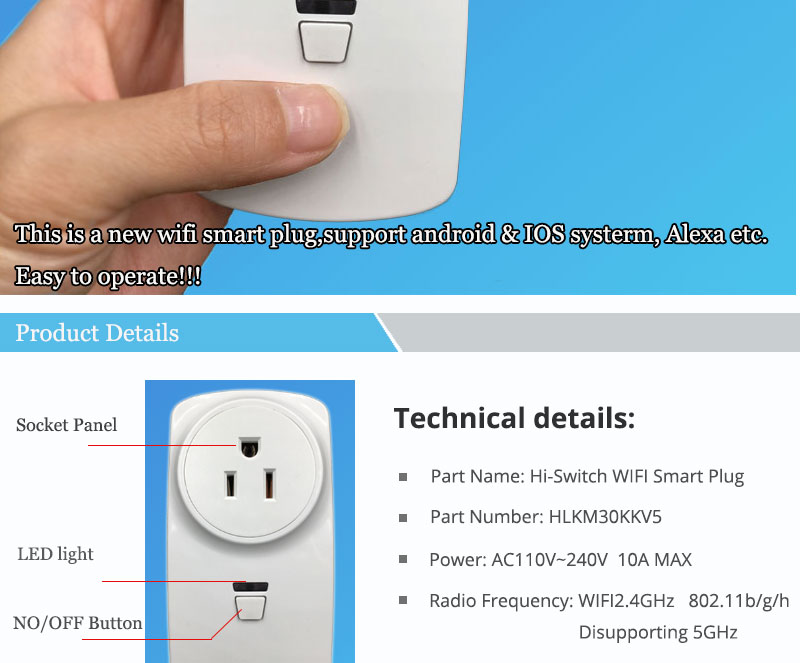 Smart Switch Suport Alexa Remote Control Intelligent Switch Low Current  Radio Frequnency 2 4G New Product Smart Home Gadgets Smart Home  Technologies