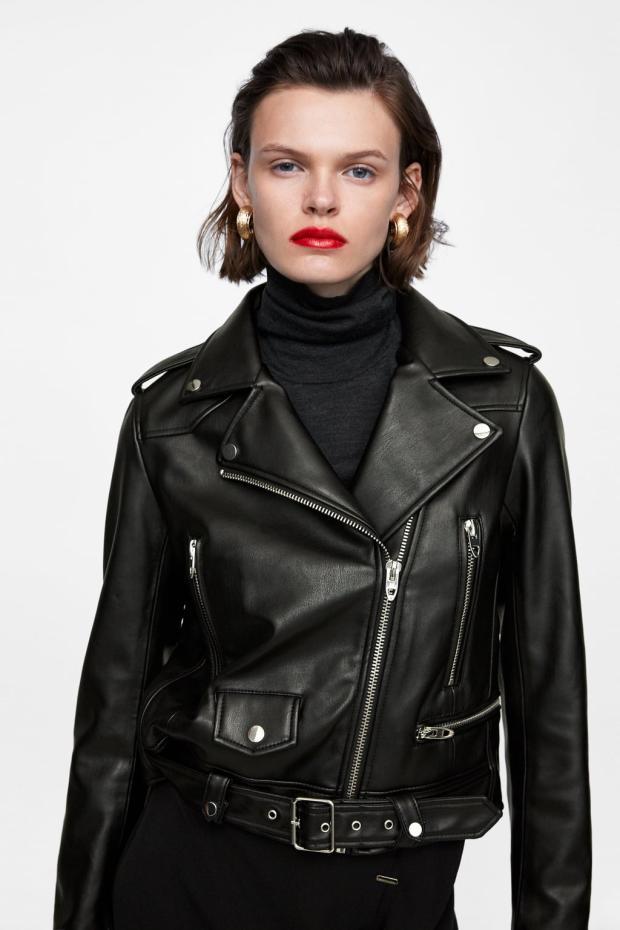 Kadın Giyim'ten Deri ve Süet'de Ücretsiz kargo, Hakiki deri kadın ince deri ceket. femme moda motor koyun derisi ceket, artı boyutu deri ceket, sıcak satış'da  Grup 1