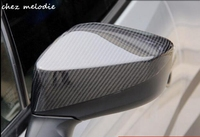 Top quality Carbon Fiber car outside exterior rearview mirror Caps For Toyota FT86 GT86 & SCION FR S & SUBARU BRZ, sticking type