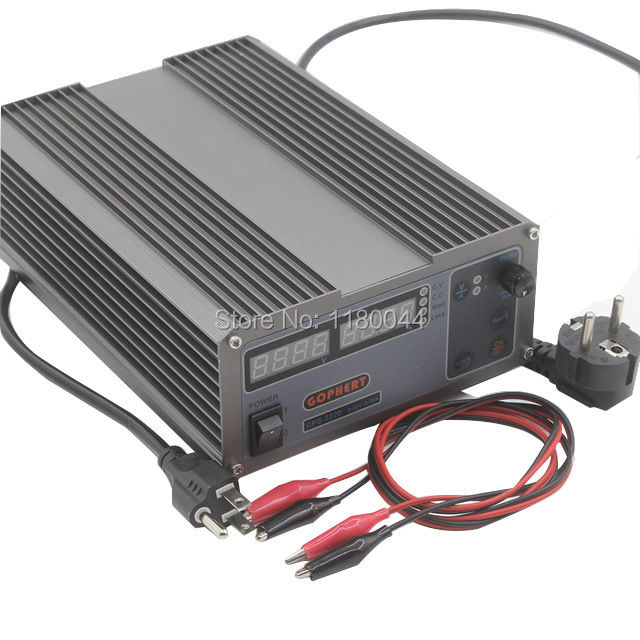 CPS3220 Precision Compact Digital Adjustable DC Power Supply OVP/OCP/OTP Low Power CPS-3220 32V20A 220V 0.01V/0.01A