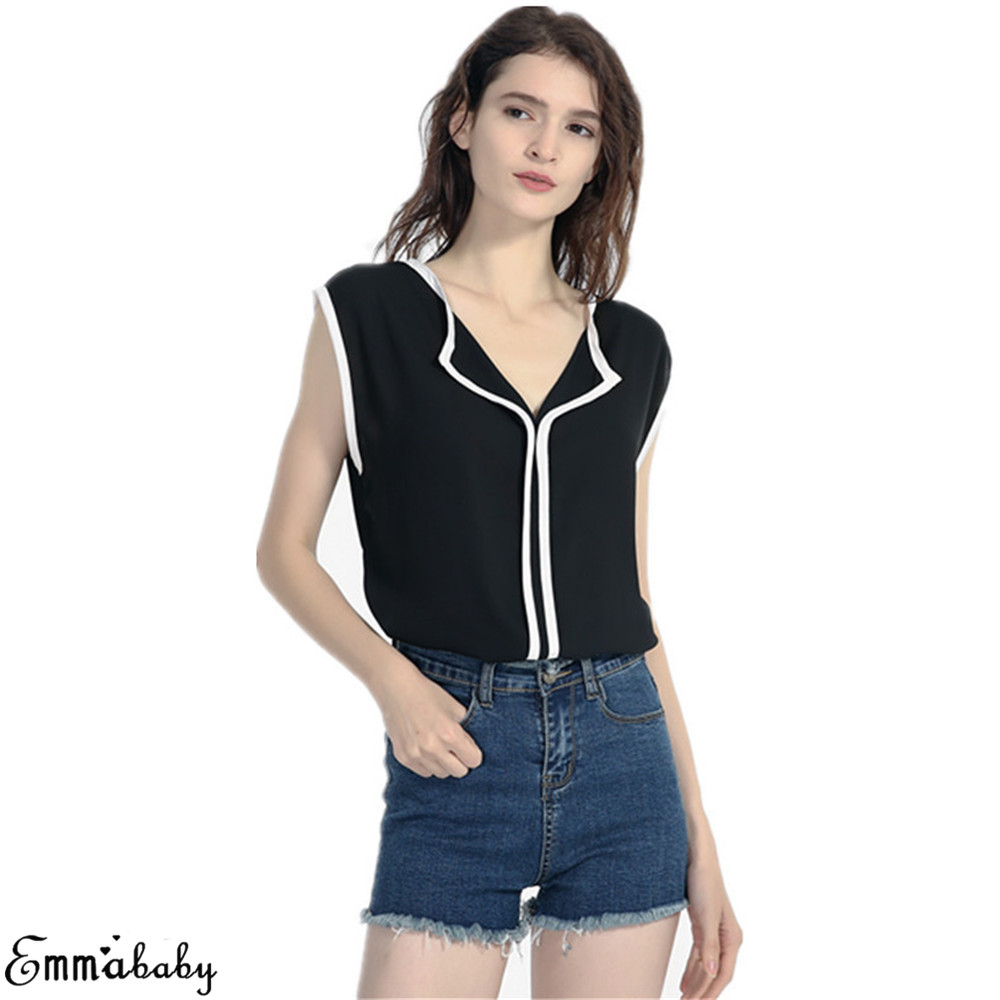Women Blouses 2019 Fashion Long Sleeve Turn Down Collar Office Shirt Chiffon Blouse Shirt Casual Tops Plus Size Blusas Femininas 7