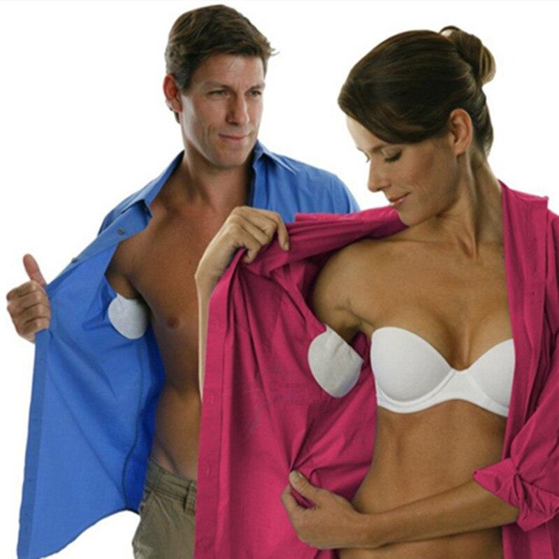 5pack=10pcs Disposable Underarm Sweat Guard Pads Armpit Sheet Dress Clothing Shield Absorbing Deodorant Antiperspirant #704