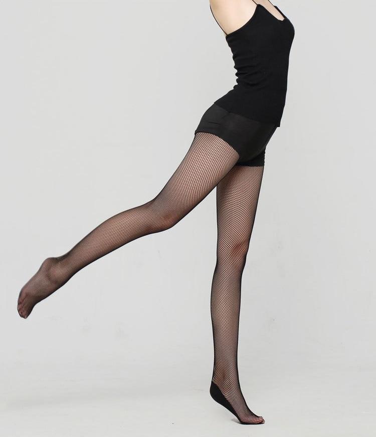 cb02593e4ae5e Acheter Femmes Sexy Danse Latine Collants Maille Collants Latin ...