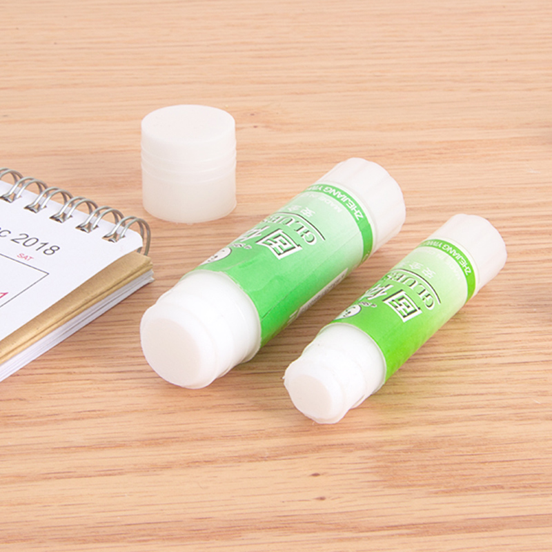 DIY Cute Kawaii Plastic Glue Solid Glue Stick Cute Sweet Secret Art Paper File School Supplies Office Stationery Korea