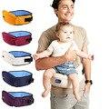 Portador de bebé Heces Cintura Walkers Portabebés Hold Cintura Mochila Cinturón Hipseat Cinturón Niños Bebé Hip Asiento