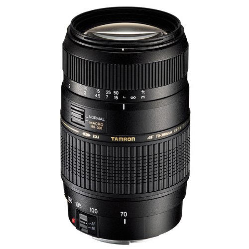 Tamrom 70 300 Lens for Canon 70 300mm f 4 5 6 Di LD 1 2