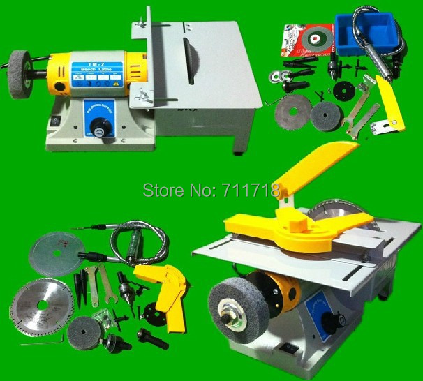 Mini multifuncional eléctrico Jade corte banco pulidora Dremel - Herramientas eléctricas - foto 6
