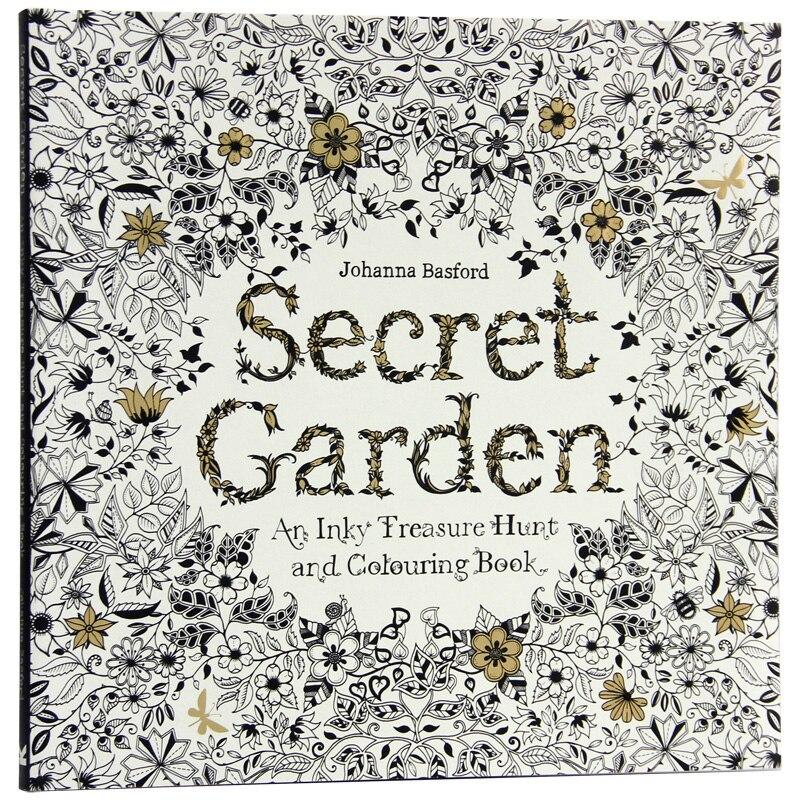 Semillas mágicas libro para colorear para adultos niños aliviar el ...