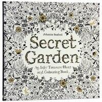 Yetişkinler için 96 Sayfa İngilizce Gizli Bahçe Boyama Kitapları Çocuklar Stres Rahatlatmak Öldür Zaman Grafiti Boyama Kitap Libros