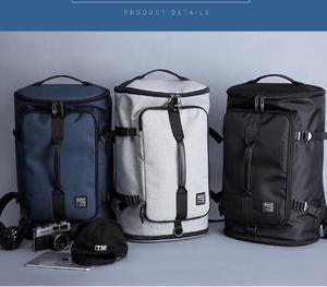 Image 5 - Oxford homme sac à dos daffaires pour ordinateur portable de 17 pouces, sacoche de voyage pour ordinateur portable, sacoche décole pour adolescents, sacoche de voyage