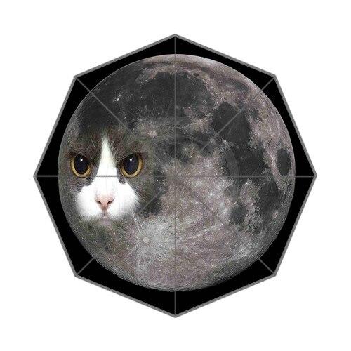 Reizender Katze kundenspezifischer Regenschirm-Art- und - Haushaltswaren - Foto 3