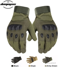 Military Airsoft Hunting Shooting Motorcycle Army Paintball Tactical Gloves Half / Full Finger