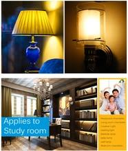 LED žiarovka s SMD 5730 E27 E14 pre domácnosti