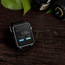 Bluetooth Smart Watch GT88 Clock Heart Rate Health Fitness Measure Wearable Device with GSM/GPRS SIM Card for Smartphone