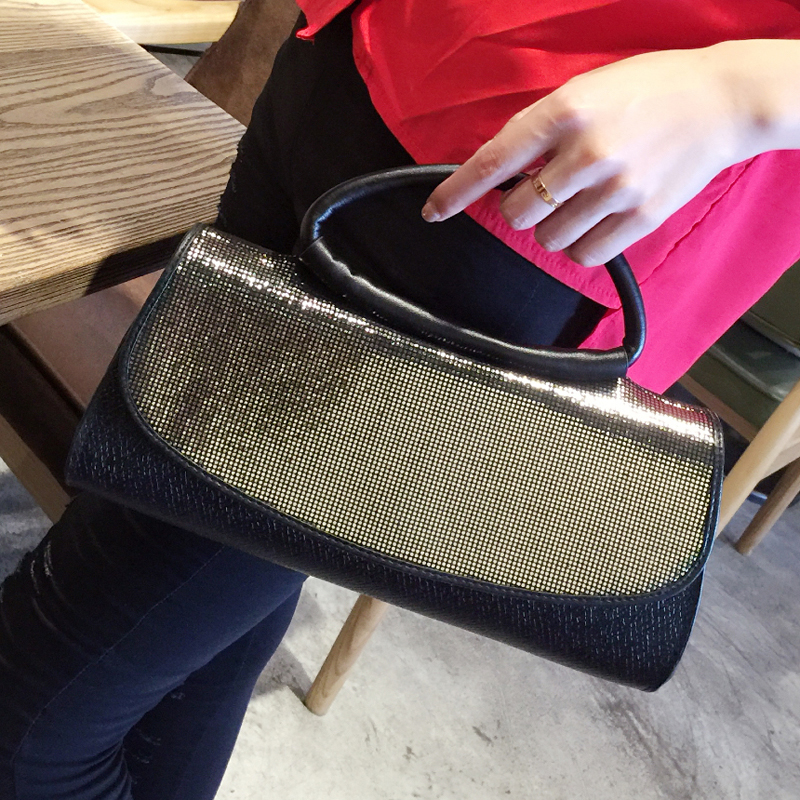 gold evening bags with handle for party wedding mini genuine leather clutch bag lady elegant small one shoulder chain baggold evening bags with handle for party wedding mini genuine leather clutch bag lady elegant small one shoulder chain bag