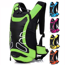 12L Waterproof Nylon Bicycle Backpacks /Ultralight Sport Bag For Riding Bike rucksacks Packsack / Road Cycling Bag 2016 New !