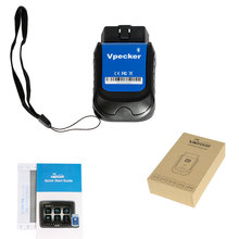 Easydiag OBDII Vpecker E4 для ABS кровотечение/Батарея/DPF/EPB/инжектор/масло сброс/TPMS для системы Android кодирования сброс
