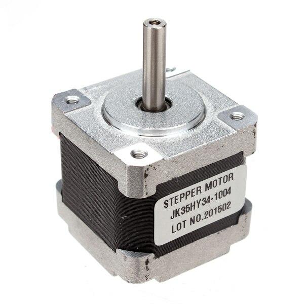 NEMA 14 1.8 degrés 35 moteur pas à pas hybride deux phases 34mm 1400g. cm 1A pour CNC