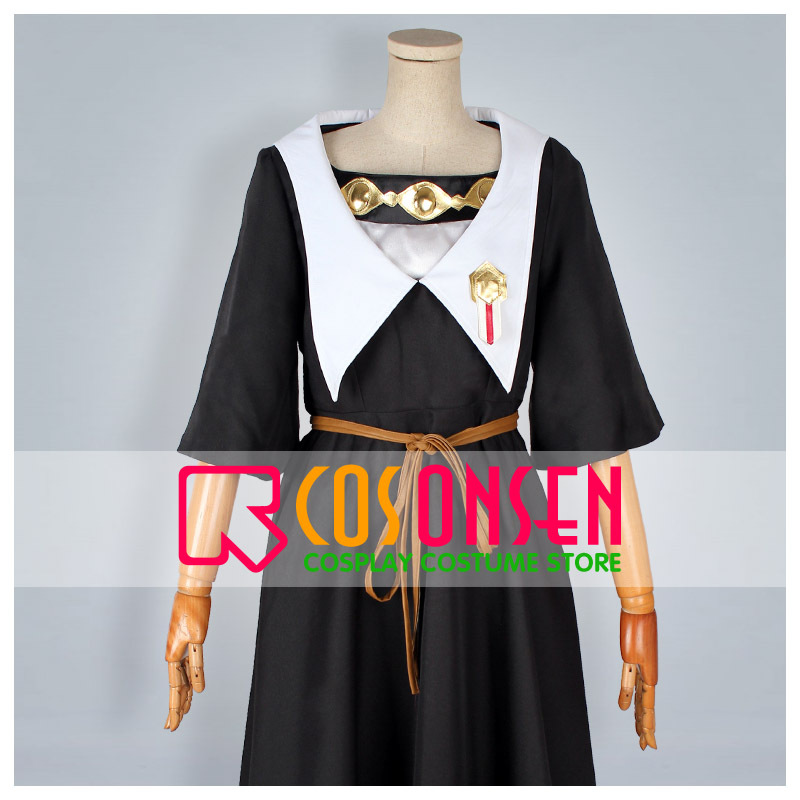 COSPLAYONSEN Magi The Labyrinth of Magic Sphints Kamen Cosplay Costume Handmade High Quality