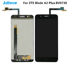 100% Tested! For ZTE Blade A2 plus BV0730 LCD display with touch screen digitizer 5.5 inch assembly replacement free Tools