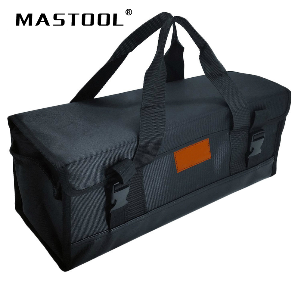 Large Nylon Handbag Tool Storage Package 4*17*4 Cm Kits Storage Tool Bag Portable Nail Hammer