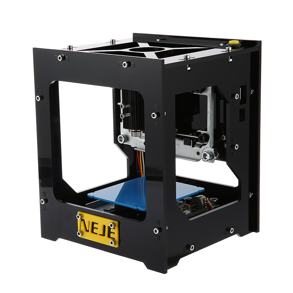 NEJE DK - 8 Pro High Power Laser Engraver Cutter Engra Printer Machine 500mW With Protective Glasses for Cellphone Case Dec7