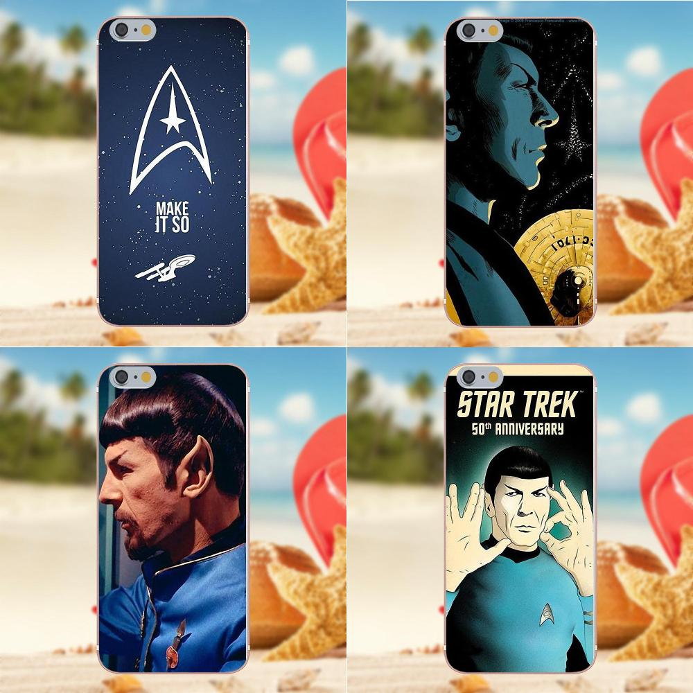 For Samsung Galaxy Note 5 8 9 S3 S4 S5 S6 S7 S8 S9 S10 mini Edge Plus Lite High Quality Star Trek Inspired Spock Ear image