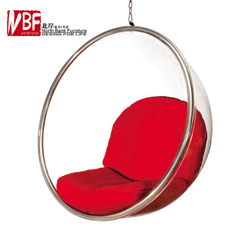 Creative Space Bubble Chair Modern Minimalist Furniture Outdoor Patio Porch  Swing Hanging Cradle Chair For Indoor And Outdoor Ha In Patio Swings From  ...