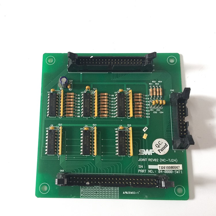 SWF circuit imprimé