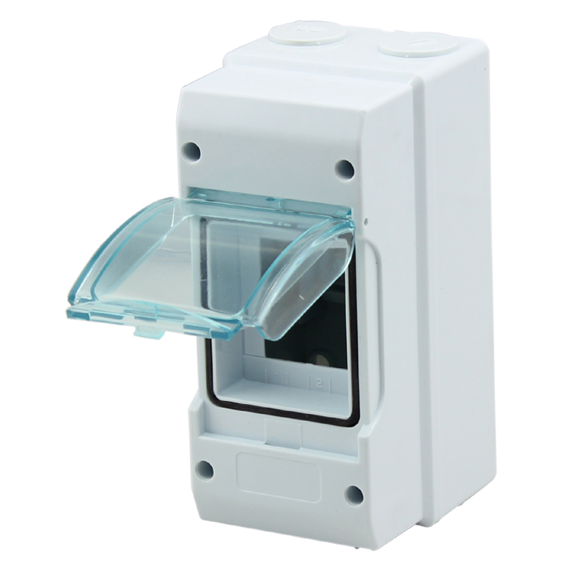 Hot! One Piece Selling 3 ways Waterproof ABS Distribution Box ...