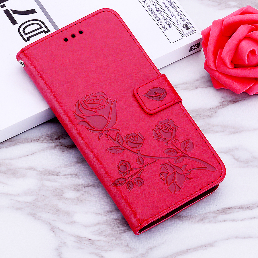 Cas de téléphone Pour Samsung Galaxy J2 Premier G530 G532F G532 Conception De Fleur de Pochette En Cuir Flip Cas de Couverture Pour Galaxy SM-G530F
