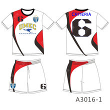 Free shipping Thai Quality Men's sportswear soocer custom