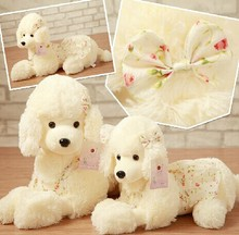 Pernycess 1pcs 45cm Plush stuffed toy poodle large shepherd dolls