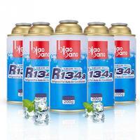 R134A Automotive Airconditioning Koelmiddel R134A Auto Airconditioning Koelmiddel Recharge Meten Kit Slang Gas Gauge Nieuwe