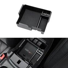 Автомобиль Центральной Консоли Подлокотник коробку для хранения передние двери межкомнатные Box Контейнер для хранения для Ford Explorer 2012-2017