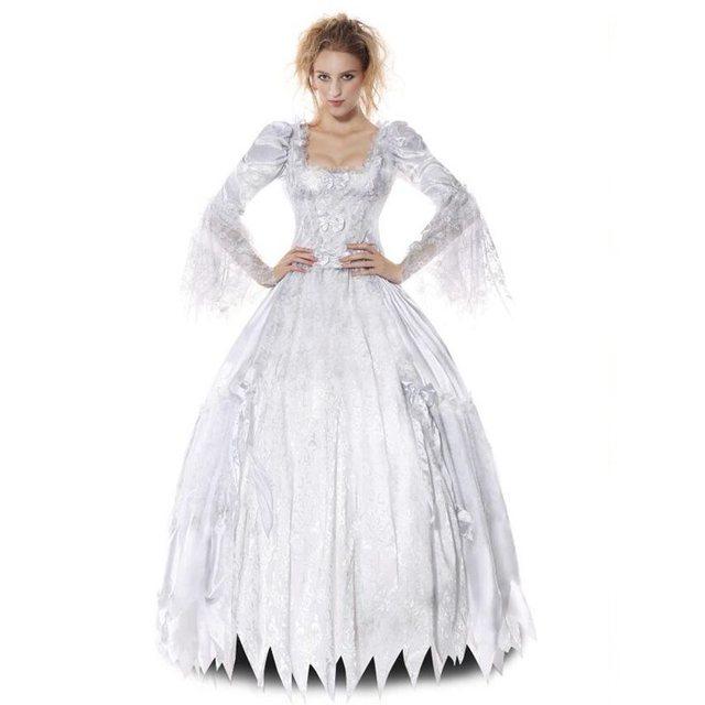 Skull Bride Dress