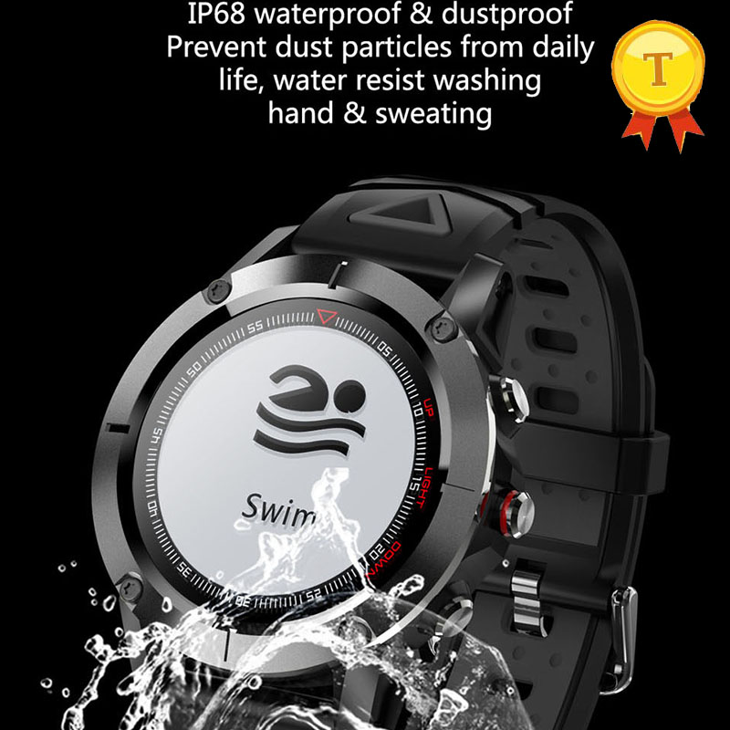 best gift to husband wife GPS Smart Watch Blood oxygen monitor Sports watch Record Tracking real
